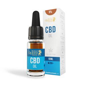 CBD Olja 5%