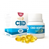 CBD Oil Softgel Capsules 10%