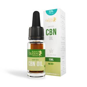 2,5 % CBN & 2.5 % CBD Olja