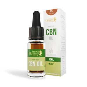5 % CBN & 2.5 % CBD Olja