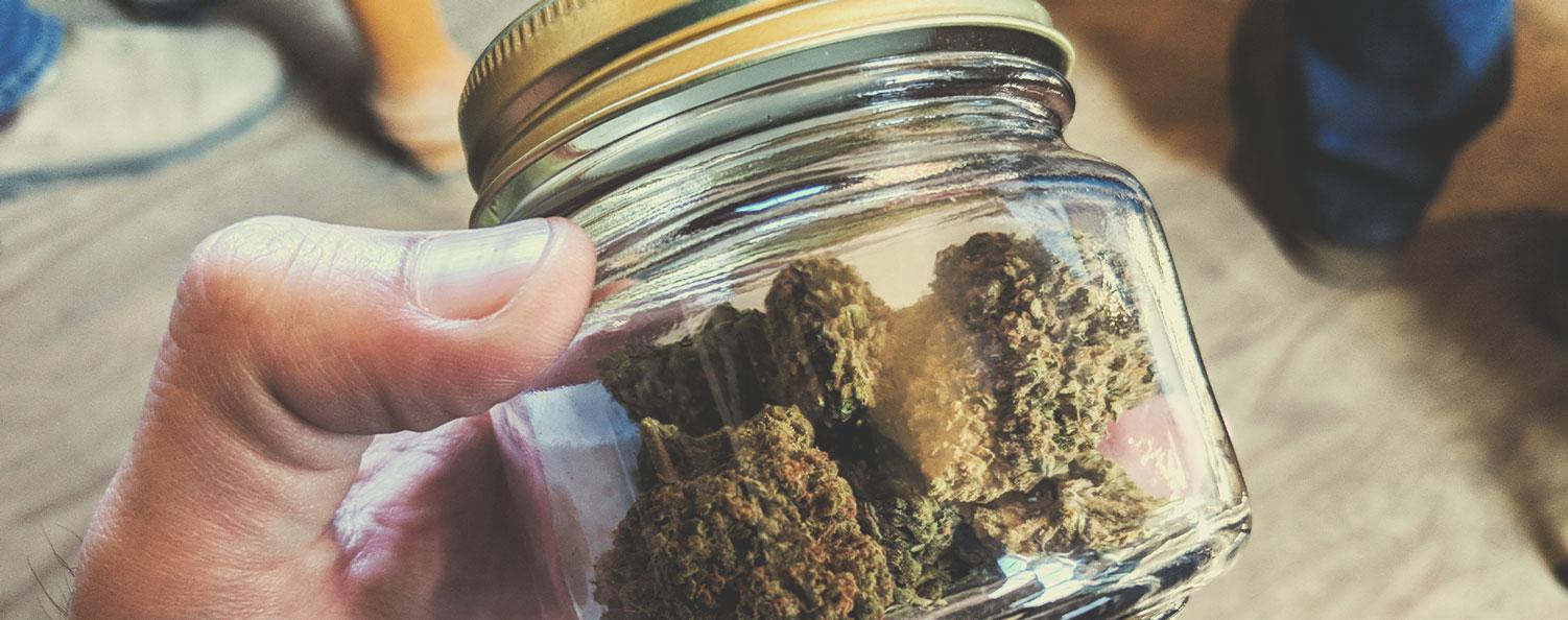 Andra steg för att upprätthålla ett ansvarsfullt förhållande till cannabis